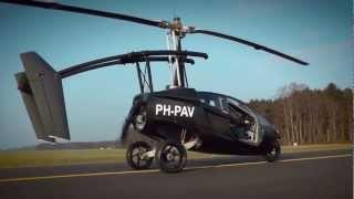 PAL-V, o carro helicóptero