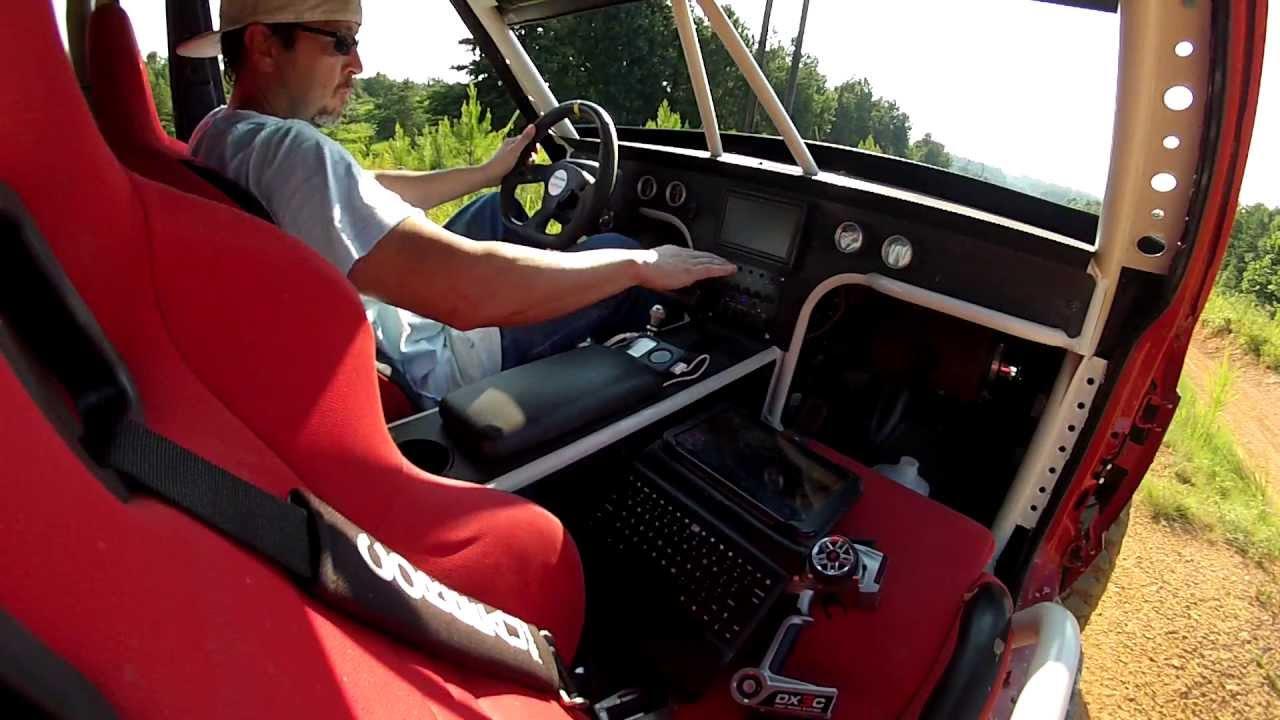 Ride Along Custom Jeep Cherokee Passenger View Youtube