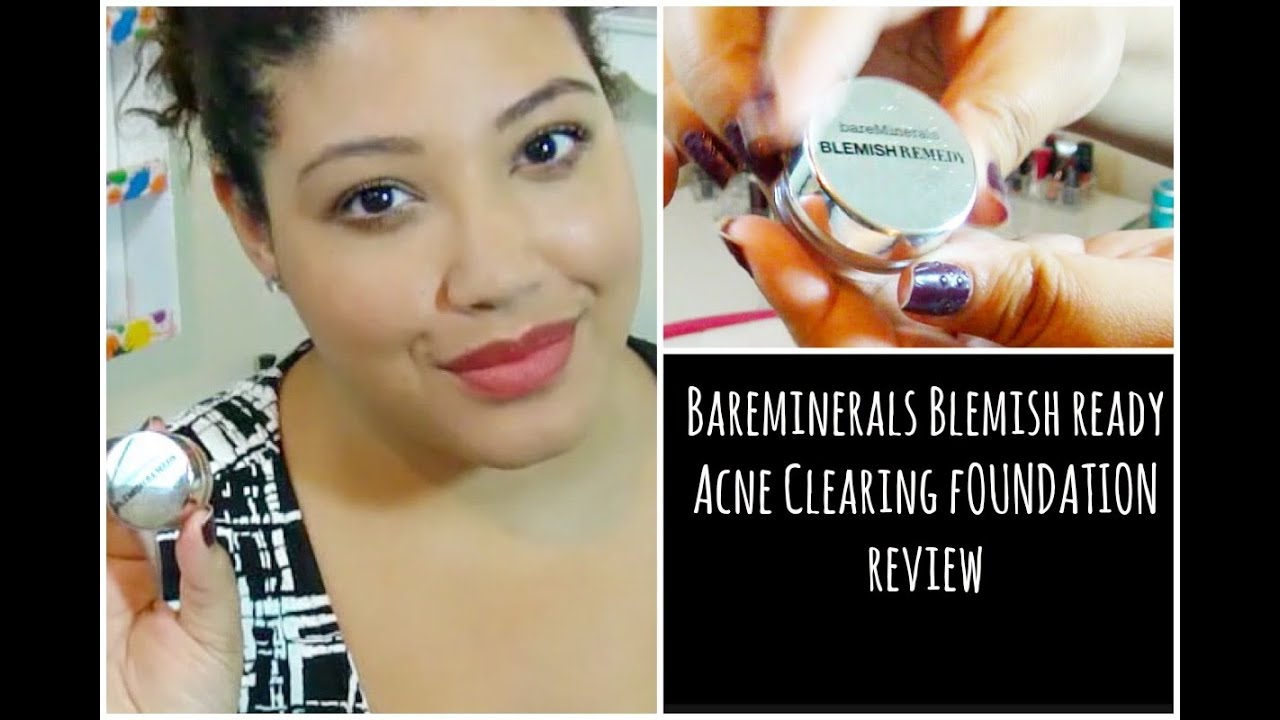 bareminerals blemish remedy how to use