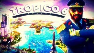 JE SUIS EL PRÉSIDENTE ! (Découverte Tropico 6 Beta)