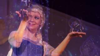 Новогоднее Роскошное шоу мыльных пузырей Александры Рич
