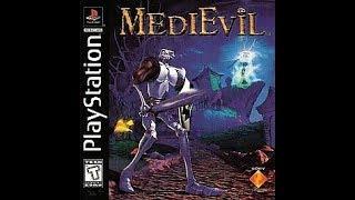 Medievil - Hoy no hablo XD - psx - ps1 - cap 1