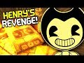 2nd Henry Teaser is OUT! Let's Analyze it! (Bendy and the Ink Machine Chapter 5 Teaser)
