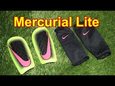 Nike Mercurial Lite 2014 Shin Guards Review