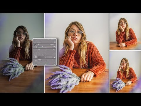 EASILY EDIT MULTIPLE PHOTOS in the SAME STYLE - Lightroom Tutorial