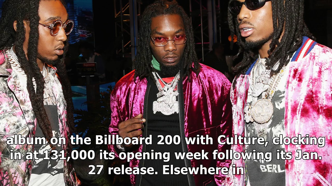 a839aa4dcd Migos  new album  culture 2  slated to drop in january - YouTube