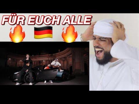 ARAB REACTION TO GERMAN RAP BY Bushido feat. Samra & Capital Bra - Für euch alle **CRAZY**