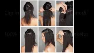 Prodloužení vlasů - která metoda je nejlepší? CLIP IN VLASY - KERATIN - MICRO RING - TAPE HAIR