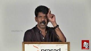 This is my last warning to Bharathiraja - Director Bala speech