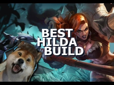 Hilda Build for High Rankers + giveaway