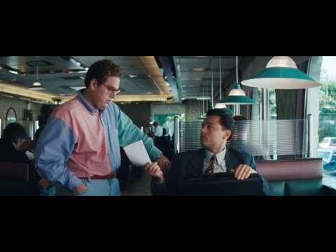 The Wolf of Wall Street 2013 second