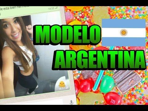 MODELO ARGENTINA ME PASA FOTO SIN CENSURA