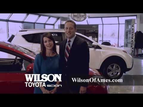 Wilson Toyota Ames >> Its Wilson Toyota Scion In Ames