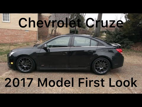 Chevrolet Cruze : India | Latest 2017 Model | First Look