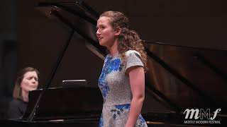 Heart, we will forget him - Aaron Copland - Laura Beth Couch, Mezzo-Soprano