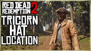NEVADA HAT LOCATION - Red Dead Redemption 2 - Unique
