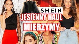 OGROMNY HAUL MIERZYMY Z SHEIN NA JESIEŃ  oczekiwania vs rzeczywistość TRENDY JESIEŃ 2019