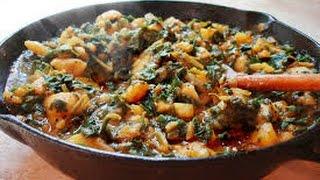 Paala Koora Pesarapappu Aloo Curry..