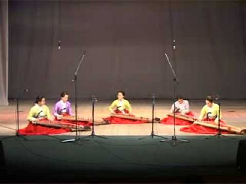 Sounds of Eurasia Fest 2011: BUSAN GAYAGEUM ORCHESTRA. DANCE OF LOVE