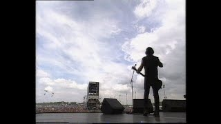 Therapy? live - Potato Junkie - Nowhere - Interview from Pinkpop 1994