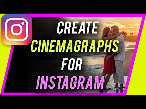 How To Create Moving Images On Instagram