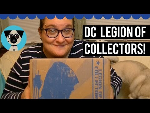 DC Legions of Collectors! Arrow, Flash, Supergirl from Funko!
