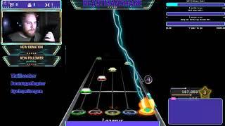 The Good Feels Guitar Hero Stream