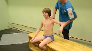Download Video Physical exam for teen ballet boys MP3 3GP MP4