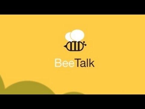 วิธีสมัครและใช้งาน BeeTalk