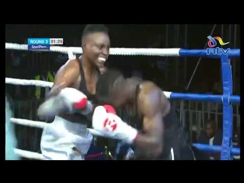 Fatuma Zarika Vs Catherine Phiri full video || Nairobi Fight Night