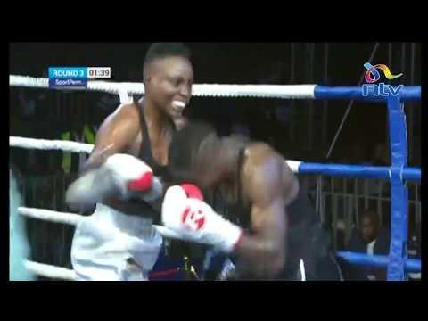 Fatuma Zarika Vs Catherine Phiri Full Video || Nairobi Fight Night