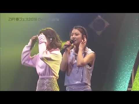 E-girls ZIP!春フェス2018