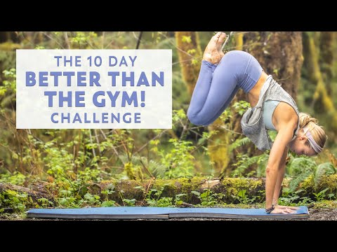 Yoga Workout HIIT Fusion | 10 Day Challenge For AMAZING Total Body Results