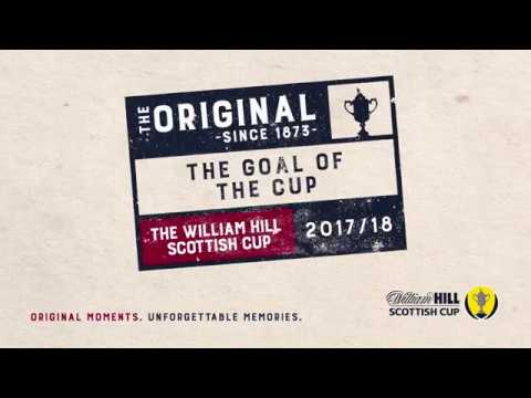 Goal of the cup | william hill scottish cup 2017-18