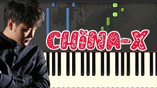 Video China-X-徐夢圓 (Piano Tutorial Synthesia) download MP3, 3GP, MP4, WEBM, AVI, FLV Agustus 2018