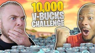 i get 10,000 VBUCKS If i win these 3 games in Fortnite!