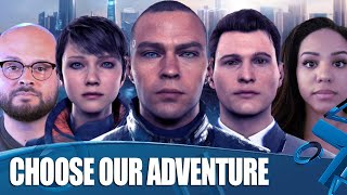 Detroit: Become Human - Choose Our Adventure!
