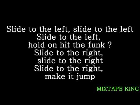 Lean and Dab - Lyrics