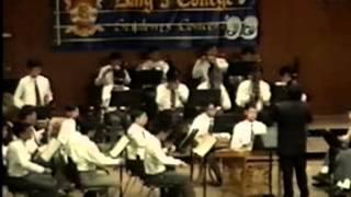 英皇書院中樂團98學生音樂大匯演- 林中夜會