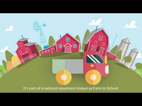 Celebrate National Farm to School Month + Sign up for the E-letter