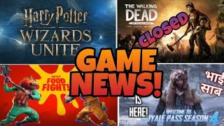 🎮 GAMES NEWS PART-2 FOR ANDROID,PC,CONSOLE