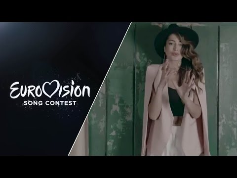It's Iveta Mukuchyan for Armenia in the 2016 Eurovision Song Contest!