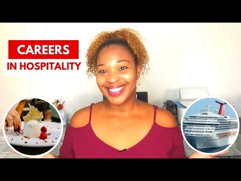 Careers in Hospitality | Travel & Tourism Jobs