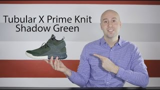 info for 62aed 619f0 Adidas Tubular X Primeknit Shadow Green - Unboxing + Review + Close Up + On  Feet