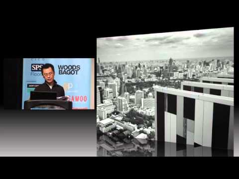 """CTBUH 2009 Chicago Conference - Mun Summ Wong, """"High-Rise and the Organic Realm"""""""