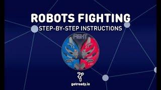 Bereit: die Schaffung eines Spiel ''Roboter Kämpfen'' (Erstellen von AI - Hoher Schwierigkeitsgrad)