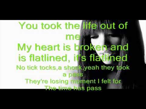 Porsha Williams - Flatline (Lyrics On Screen)