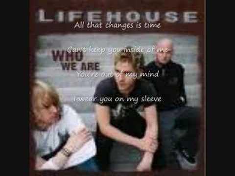 Lifehouse - Learn You Inside Out w/ lyrics