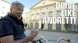 Mario Andretti shares his journey as a refugee | Drive Like Andretti Part 4: From Trial to Triumph