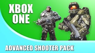 Using the ADVANCED SHOOTER PACK for Xbox One